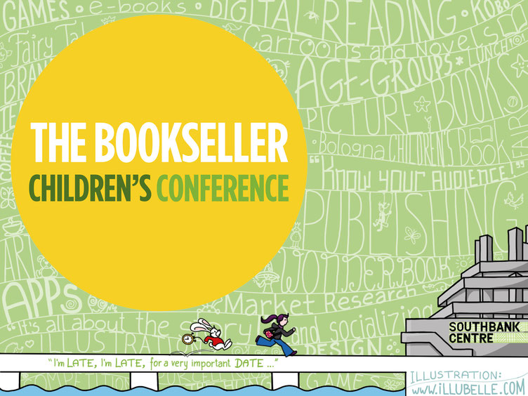 Illubelle - Julia Kerschbaumer - The Bookseller Children's Conference