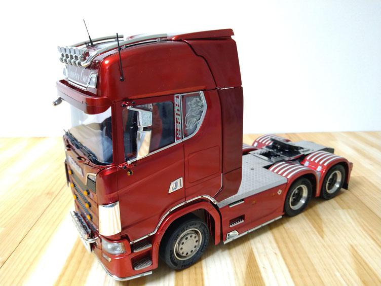 日産ボンネットトラックTW50
