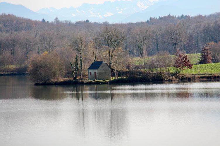 Le Moulin de Péré.