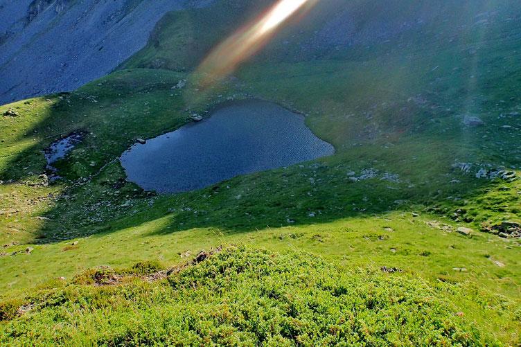 Le Lac d'Ansabère.