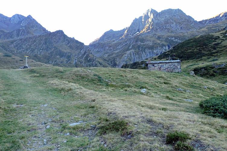 La Cabane de Peyrahitte.