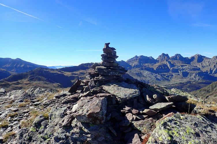 Le Pic d'Astun (2283m).