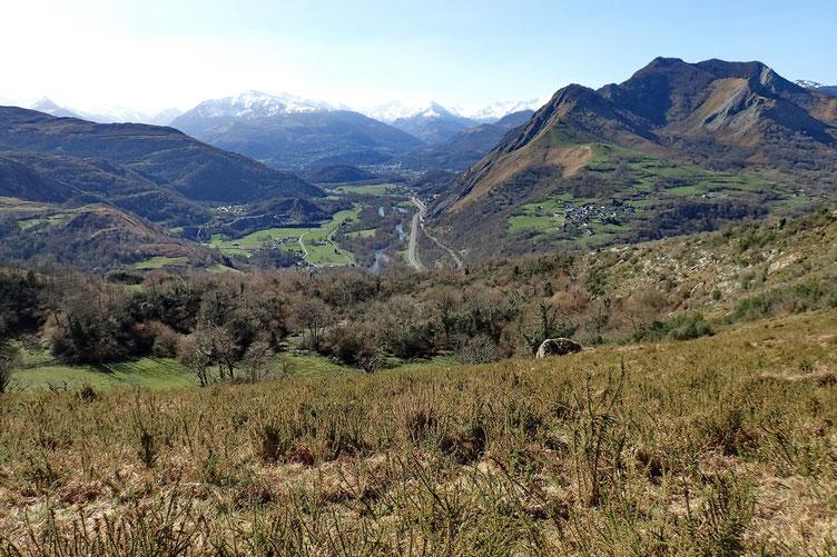 La vallée d'Argelès.