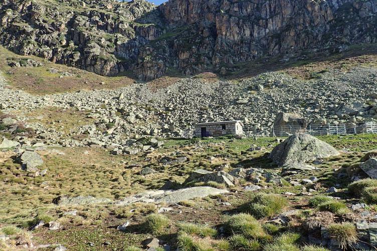 La Cabane de Cestrède.