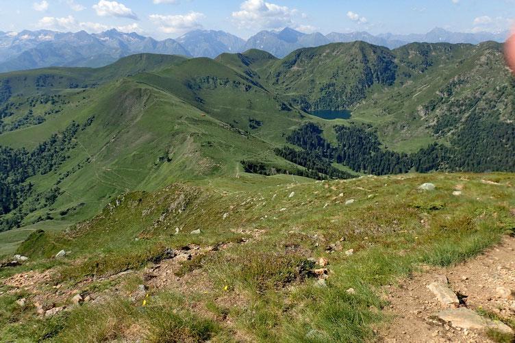 Le Col de Pierrefite est en vue.