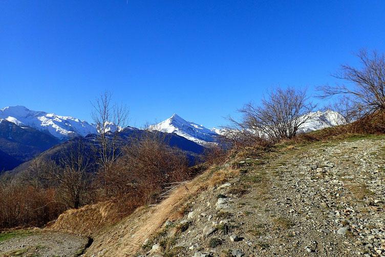 Le Pic du Midi d'Arrens.