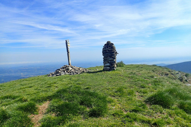 Le Mont Aspet.