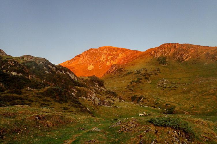 Le Soum de Coste Ouillère (2461 m).