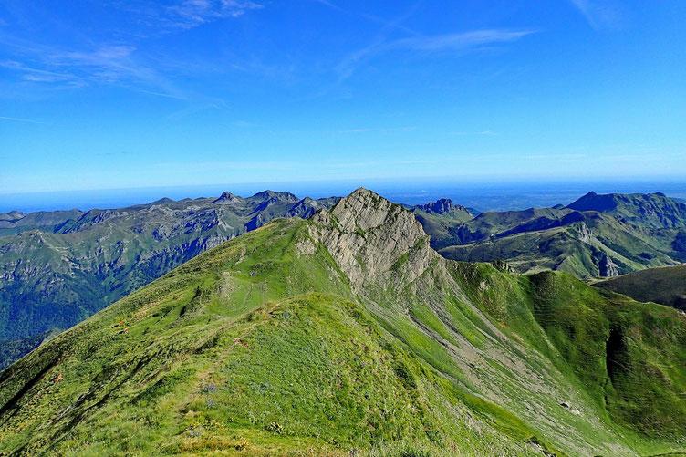 Et le Pic du Montagnon d'Iseye.