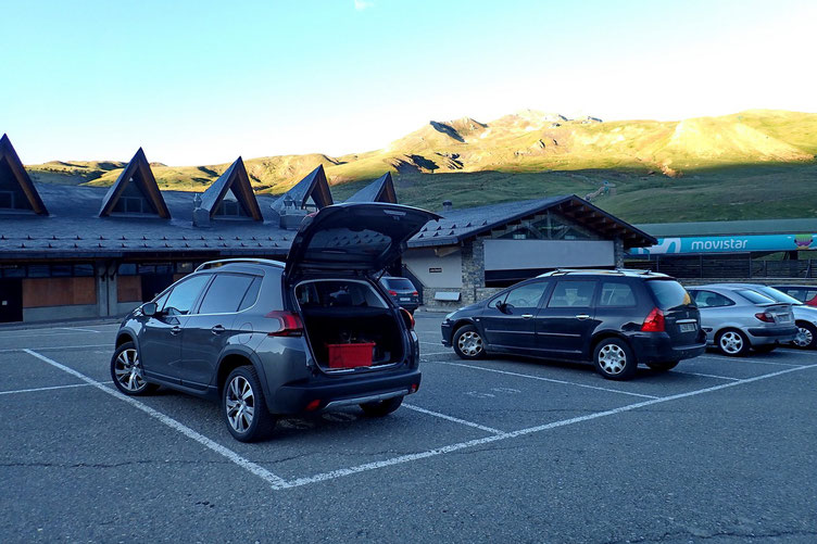 Station de ski de Formigal en Espagne.