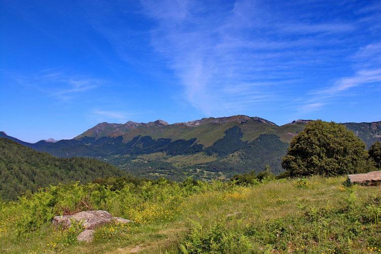 Du col d'Andorre au Granquet.