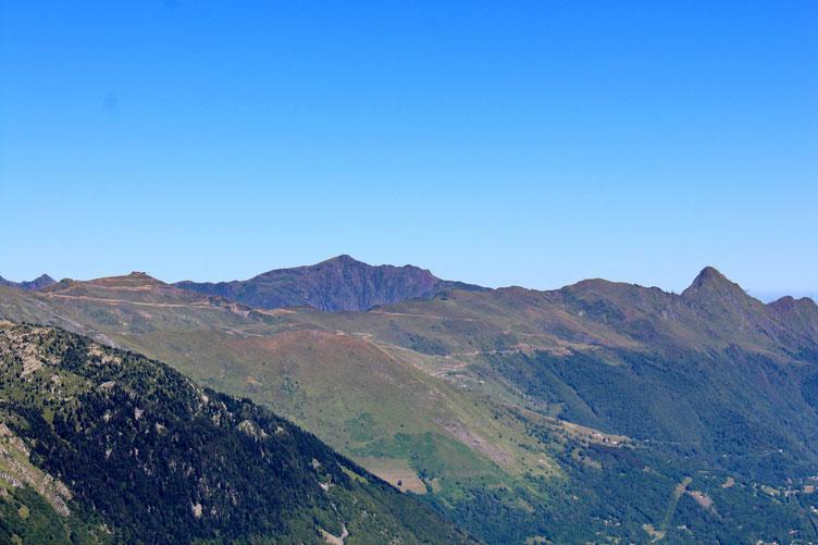 La station de ski de Luz-Ardiden.