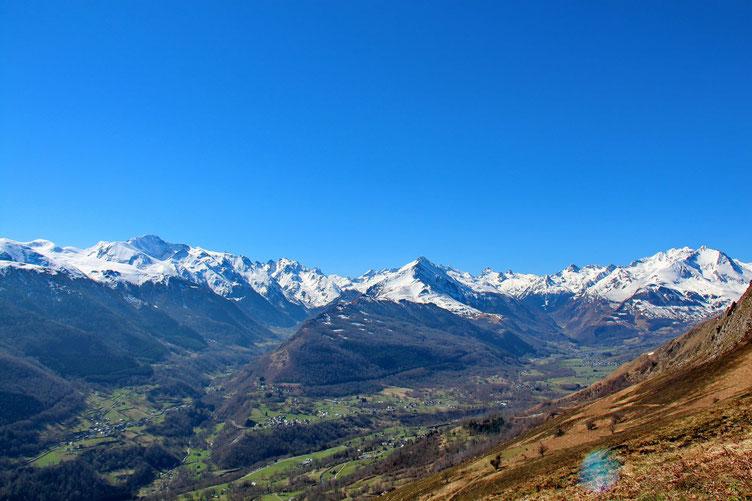 Le Val d'Azun et les vallées adjacentes (Estaing et Arrens)