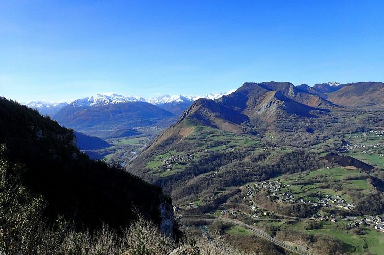 Vers le Val d'Azun.