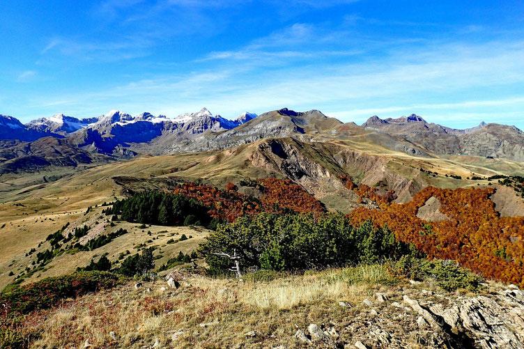 Le Pico de la Tosquera.