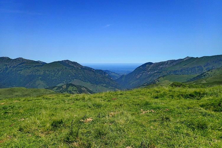 La Vallée de l'Ouzom.
