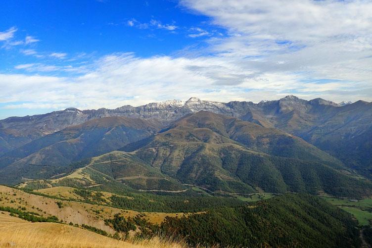 Vers le Pico de la Tendenera.