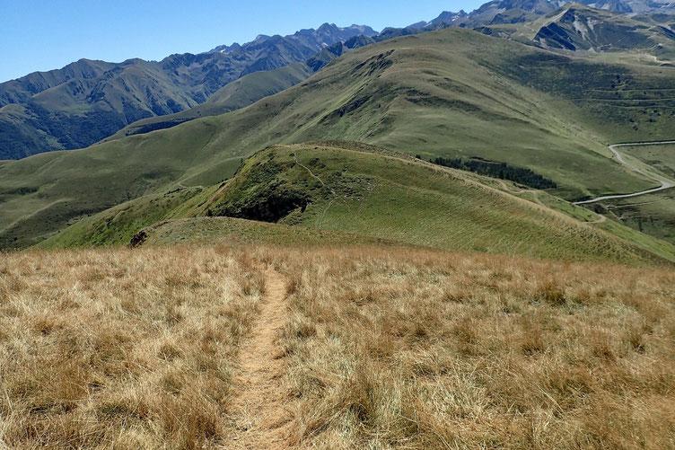 Le Col de Peyresourde n'est plus très loin.