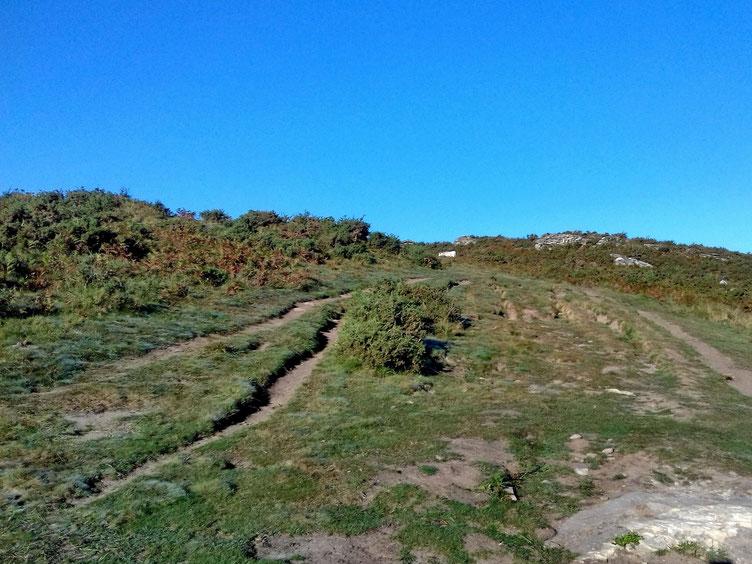 Nous arrivons sur le Plateau Ihizelai.