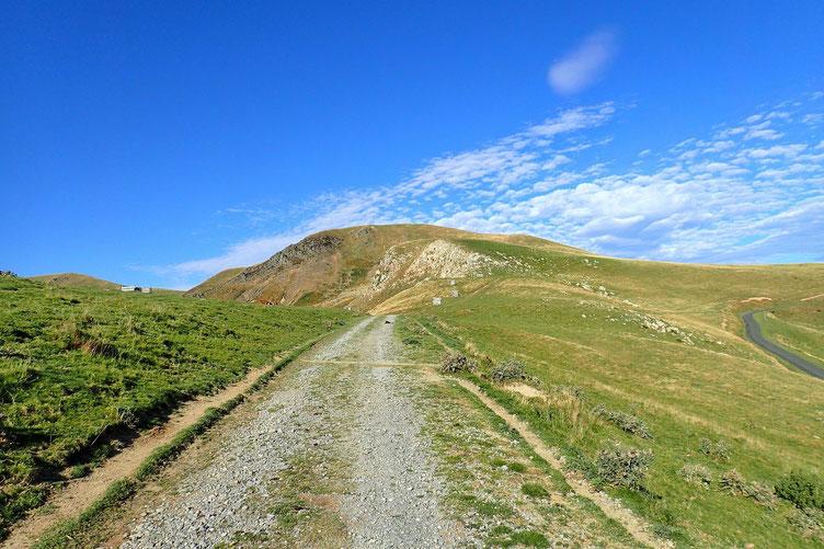 Pour voir le deuxième sommet de la journée : le Pellusegagne (1594m).