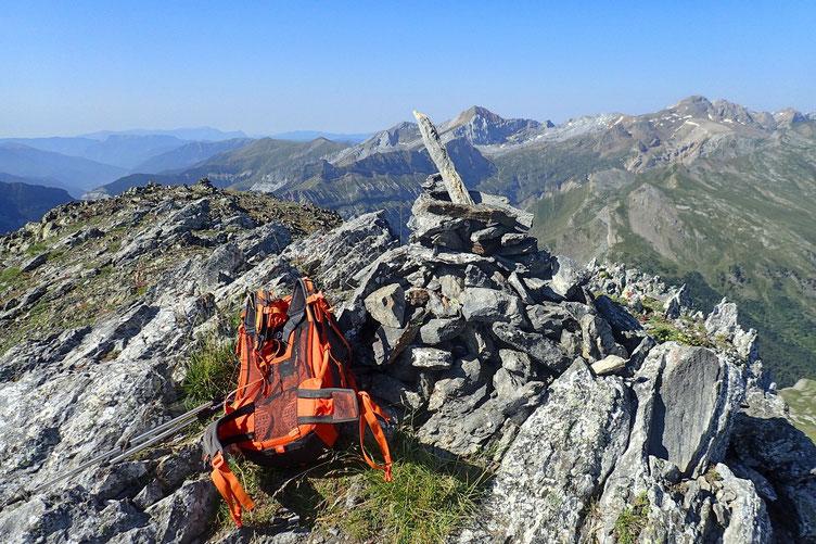 Le Pic Crabère (2590m.)