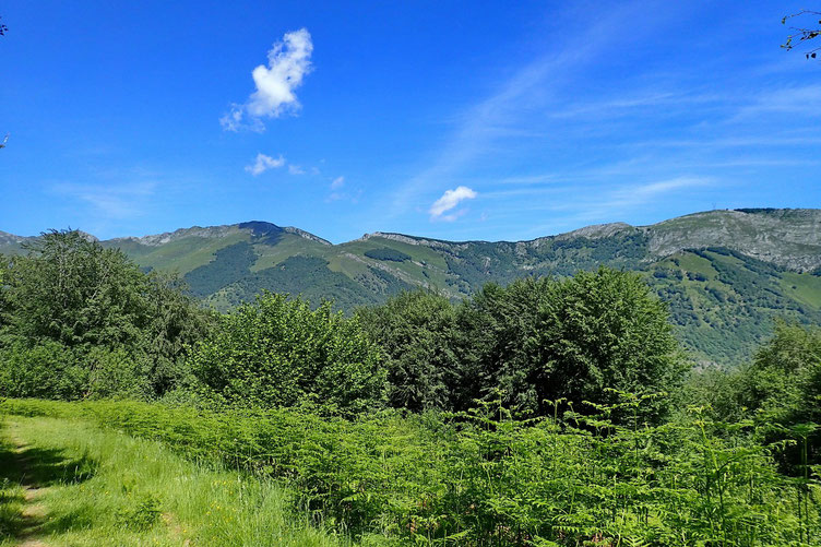 Le Col d'Andorre.