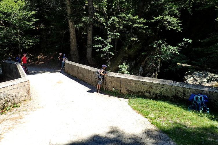 Le Pont de Bious.