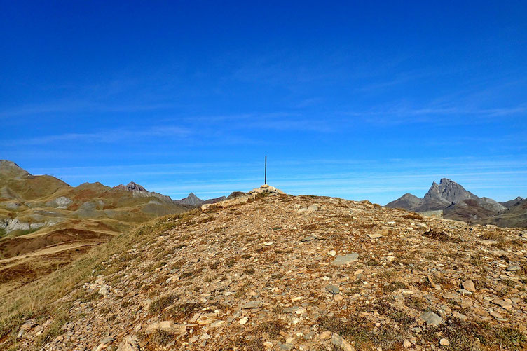 Pico de la Tosquera (1946 m).