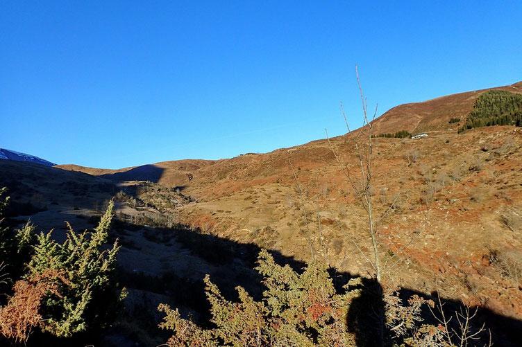 Vers le Col du Soulor.