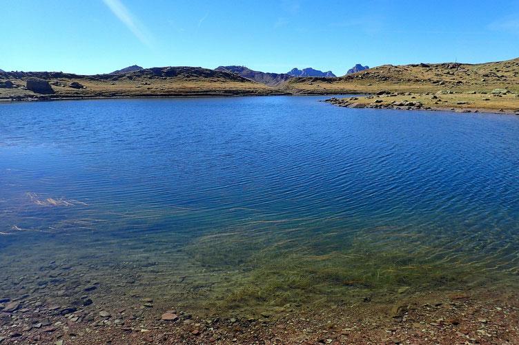 Joli lac.