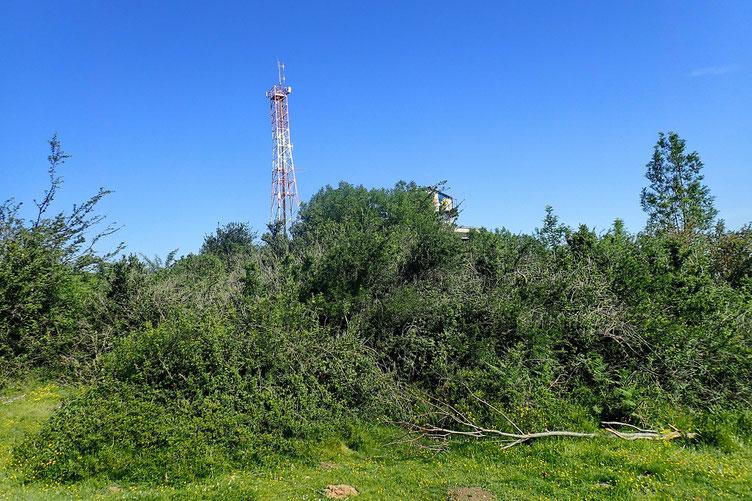L'antenne et...