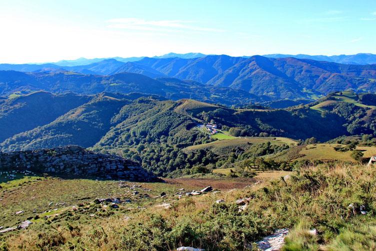 Et toujours le Col de Lizarrrieta.