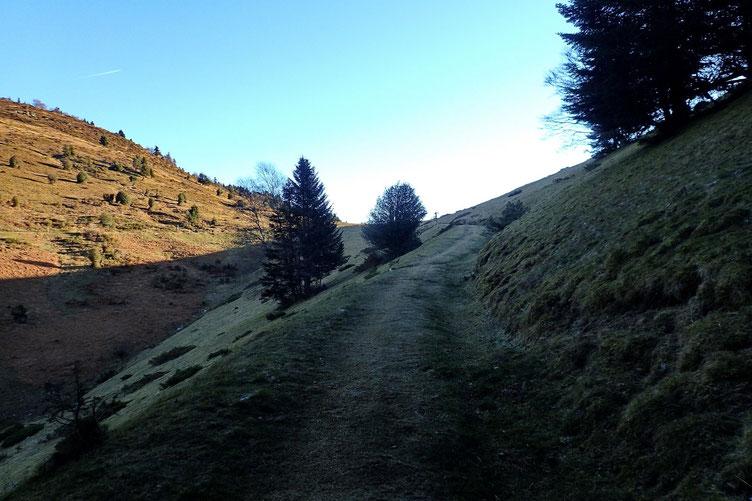 Le Col d'Aspin n'est plus très loin...
