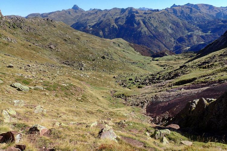 Et le vallon du Couecq à redescendre.