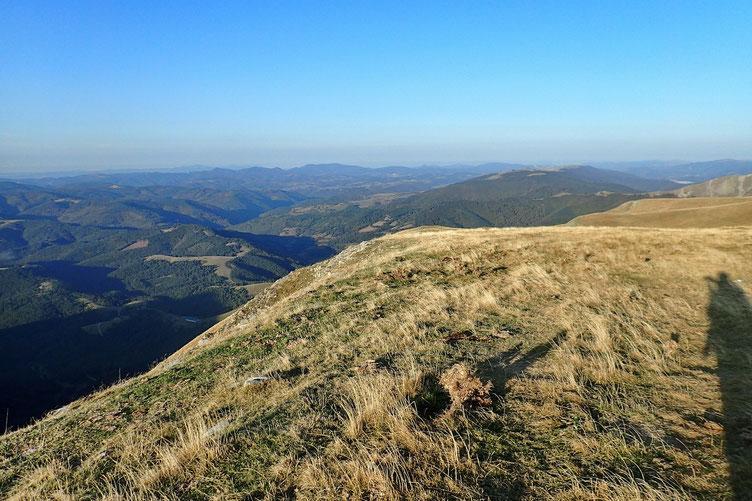 Le versant espagnol.