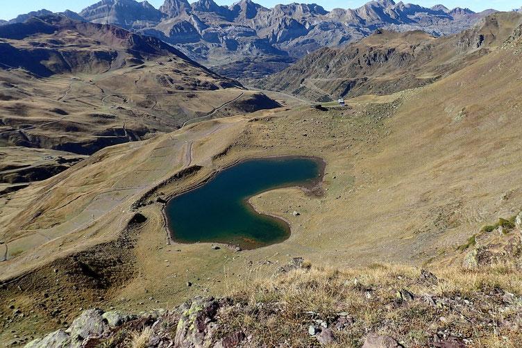 Le Lac d'Astun.