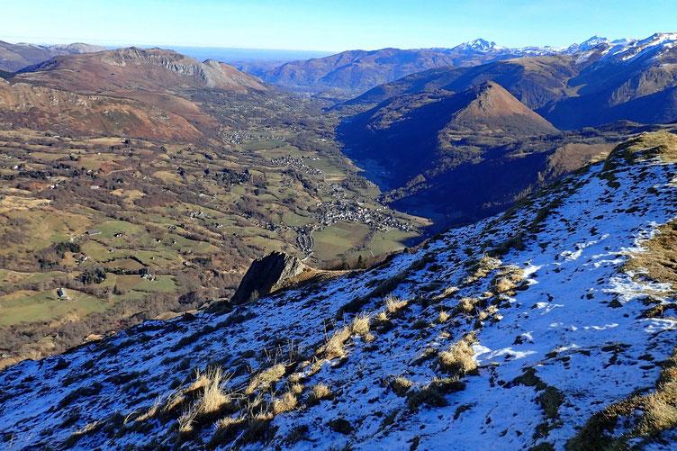 Le Val d'Azun bien ensoleillé...