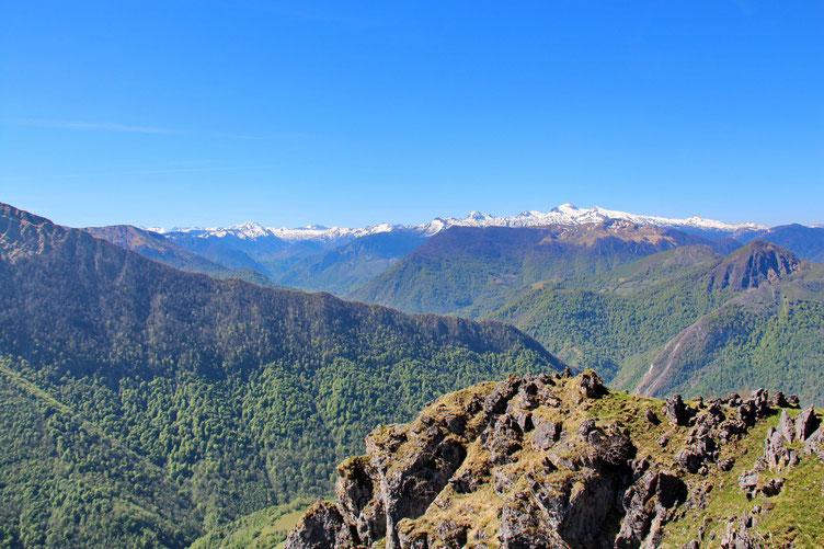 Et la Vallée d'Aspe.