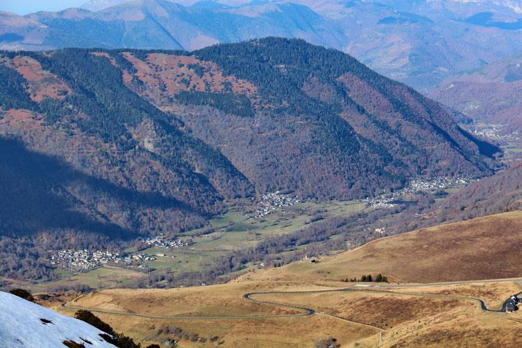 La Vallée du Louron.