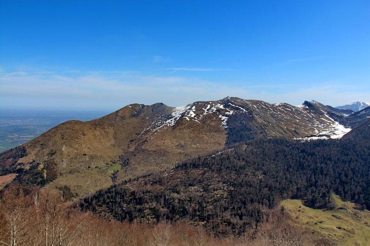 La Montagne du Rey.