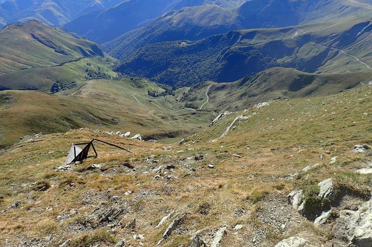 Vers les Gorges d'Holzarté.