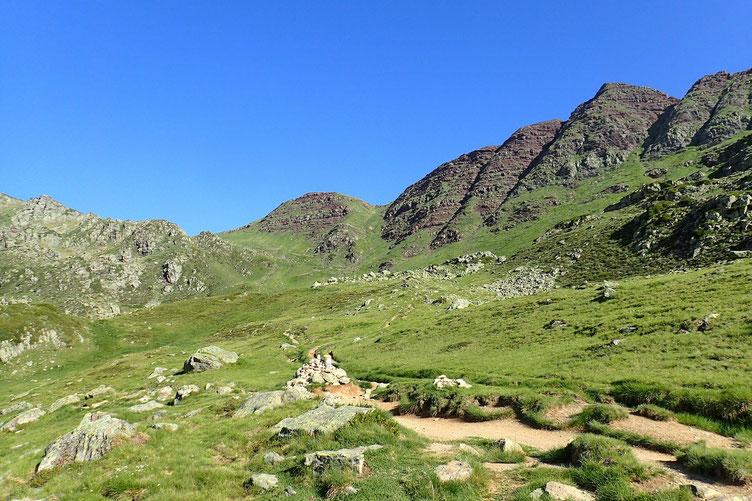 Mais pour y accéder, il faut passer par le Col d'Ayous...