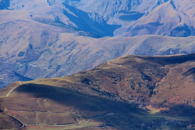 Au zoom, le Tuc de Labatiadère.