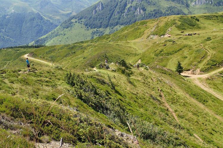 Vers le Col de Soum