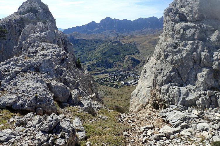 En voici une avec vue sur Formigal.