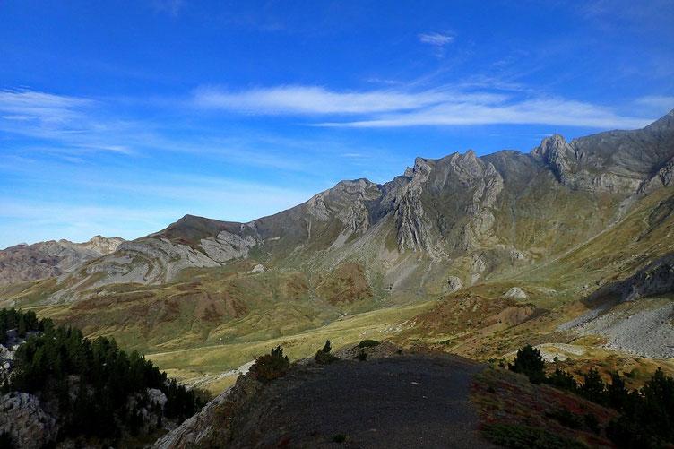 Et plus près et en France, le Pic de Peyrelue.