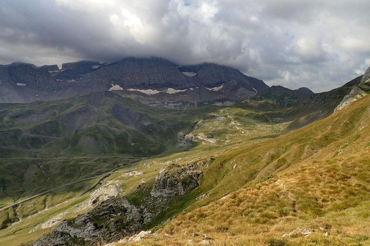 Les sommets de Gavarnie resteront bouchés toute la journée.