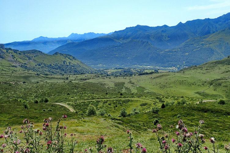 Le Val d'Azun.
