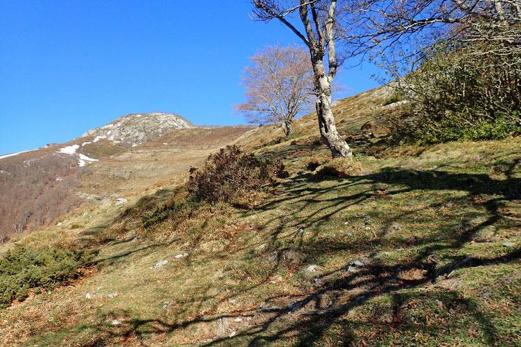 Le Soum d'Andorre, le premier sommet à grimper.