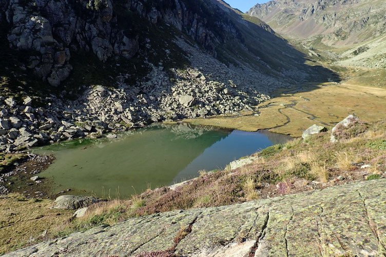 Le Lac de Cestrède.